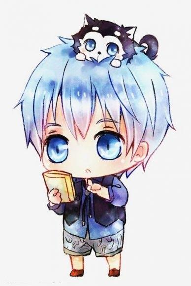 Ảnh anime cực cute đẹp