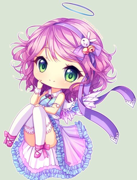 Ảnh anime cute, dễ thương