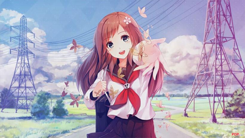 Ảnh anime cute, dễ thương, đẹp nhất