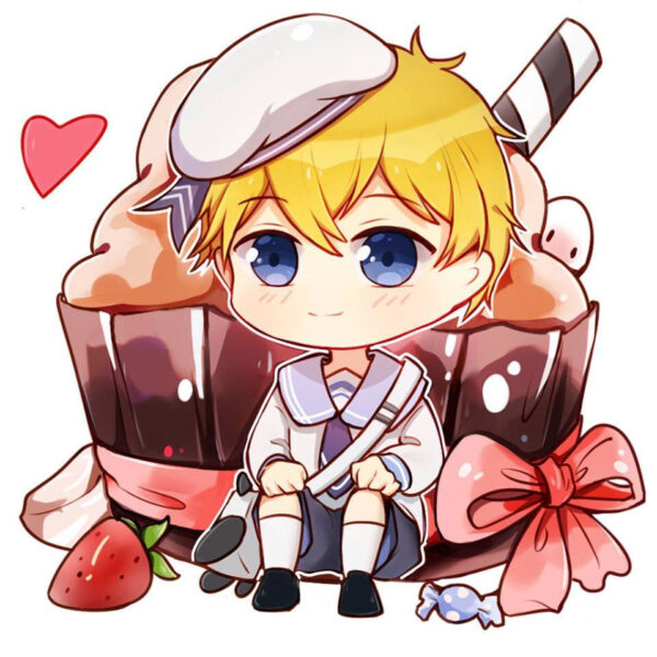 Ảnh anime cute đẹp nhất quả đất