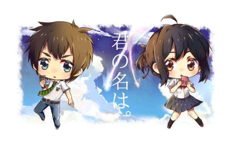Ảnh anime nam nữ cute đẹp