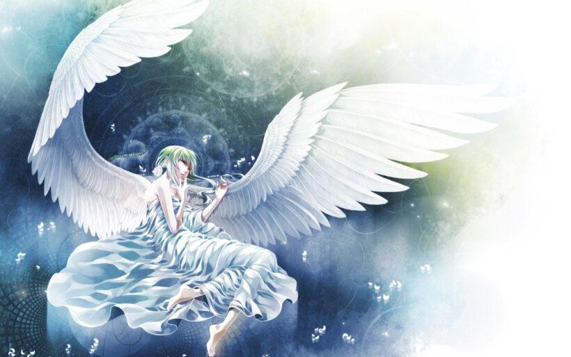 Ảnh anime thiên thần