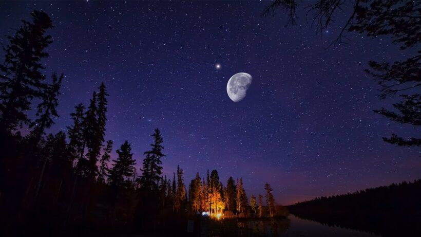 Ảnh bầu trời đêm đầy sao đẹp nhất