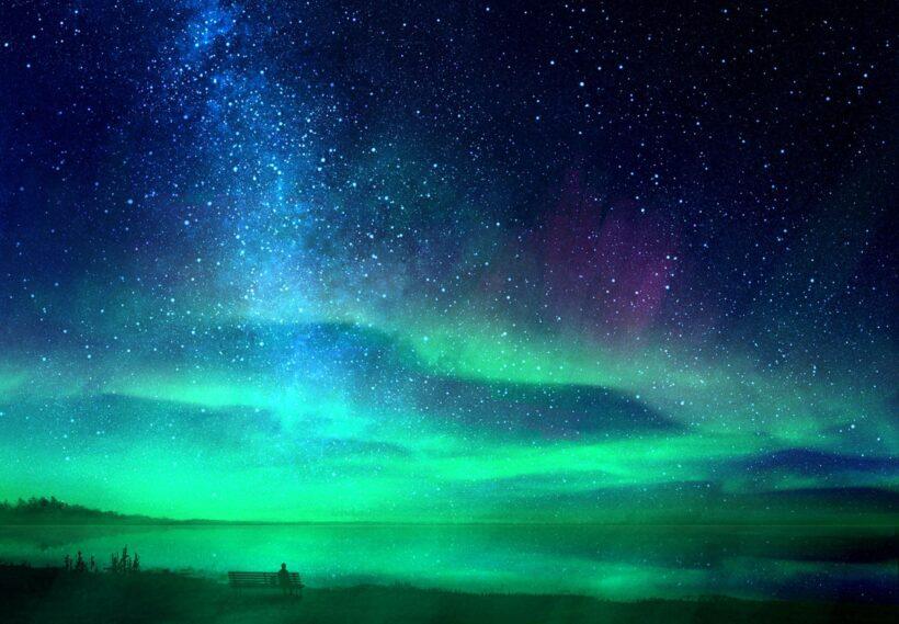 Ảnh bầu trời đêm đẹp nhất