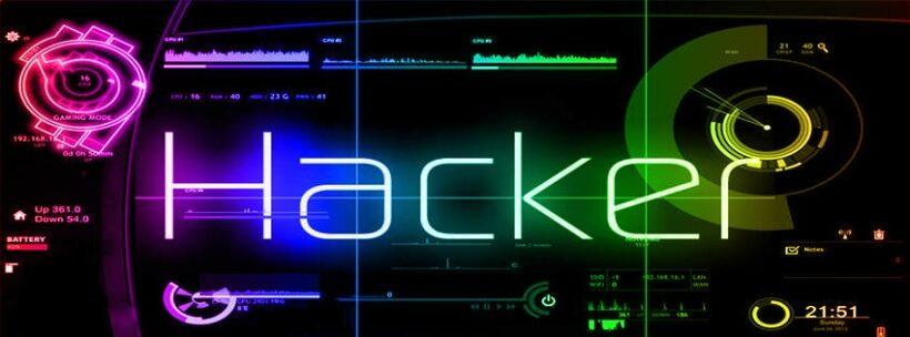Ảnh bìa hacker ngầu nhất