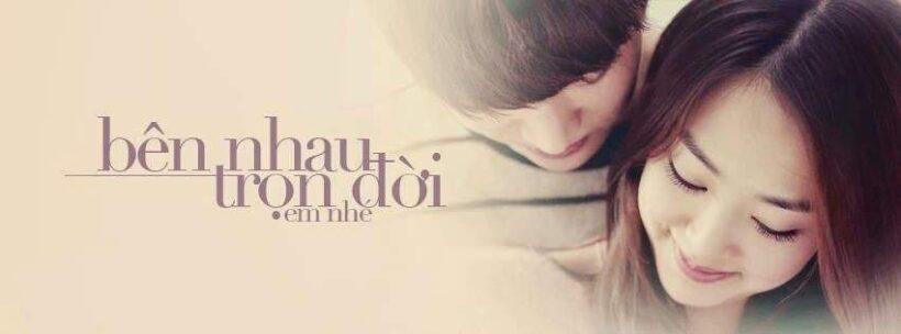 Ảnh bìa tình yêu ngọt ngào, lãng mạn cho Facebook