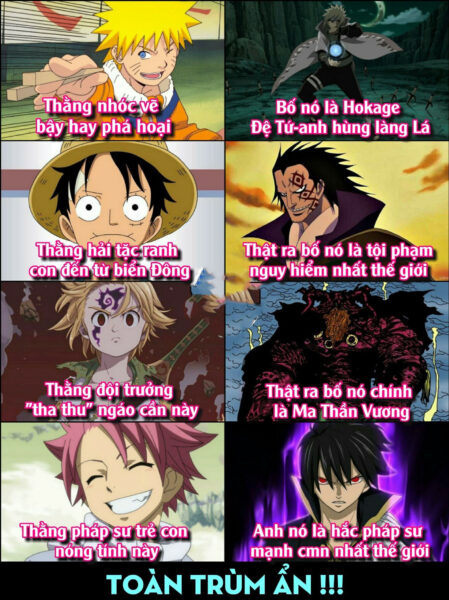 Ảnh chế One Piece bựa