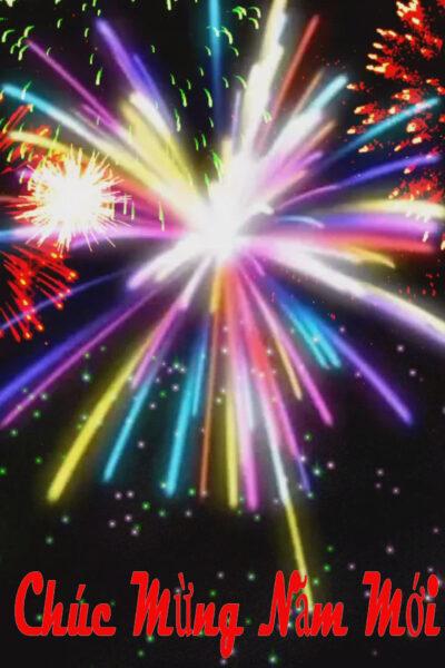 Ảnh chúc mừng năm mới siêu đẹp cho điện thoại