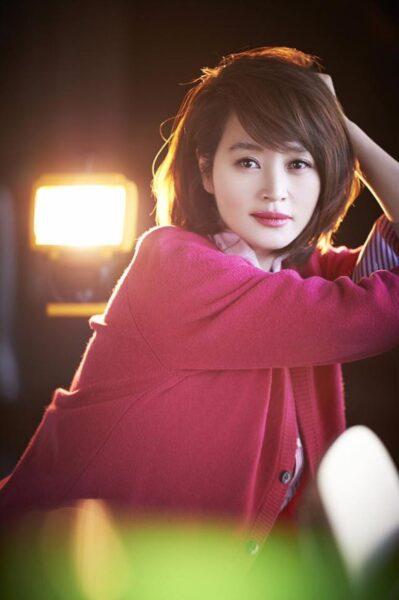 Ảnh cô gái độc thân Hàn Quốc