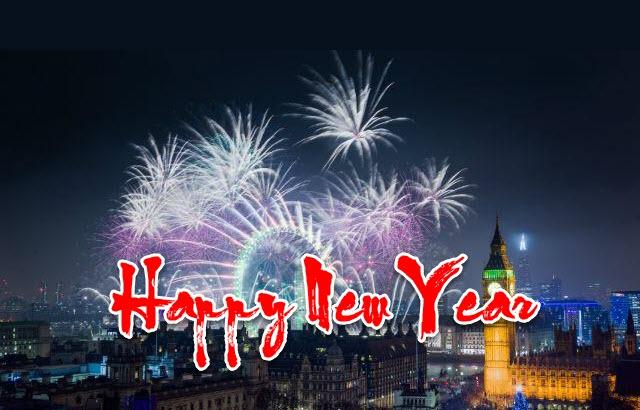 Ảnh đẹp chúc mừng năm mới