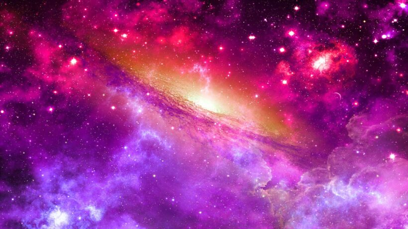 Ảnh Galaxy 4k