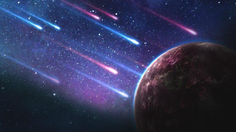 Ảnh Galaxy chất lượng 4k
