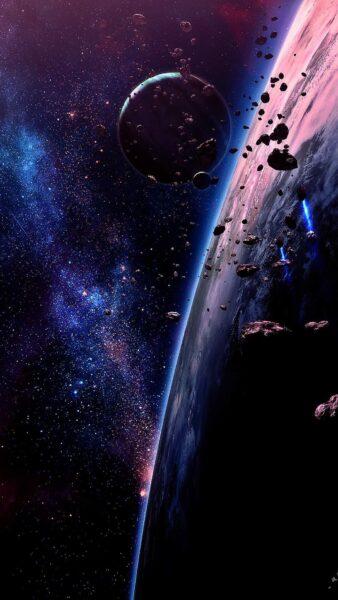 Ảnh Galaxy vũ trụ cực đẹp