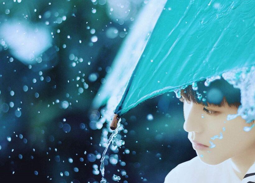 Ảnh giọt nước mưa