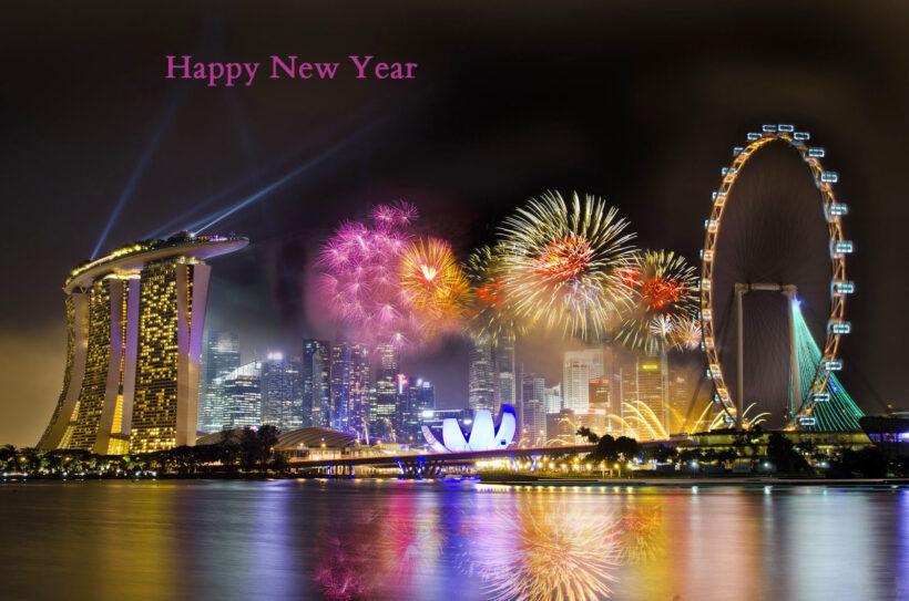 Ảnh nền đẹp chúc mừng năm mới