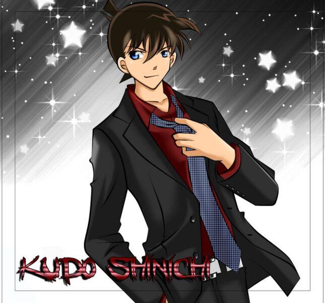 Ảnh nền Kudo Shinichi