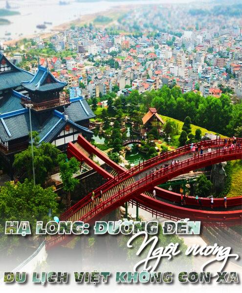 Ảnh thành phố Hạ Long tuyệt đẹp