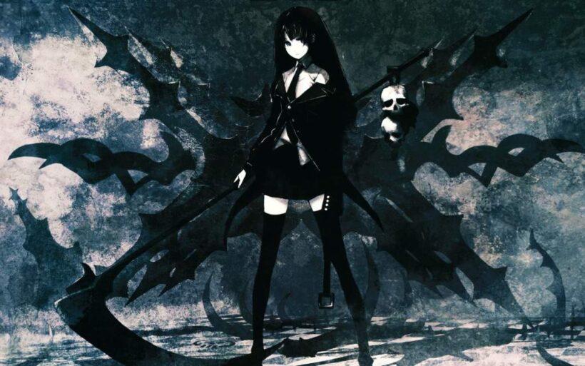 Anime ác quỷ đen