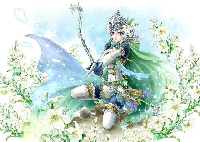 Anime cung Nhân Mã