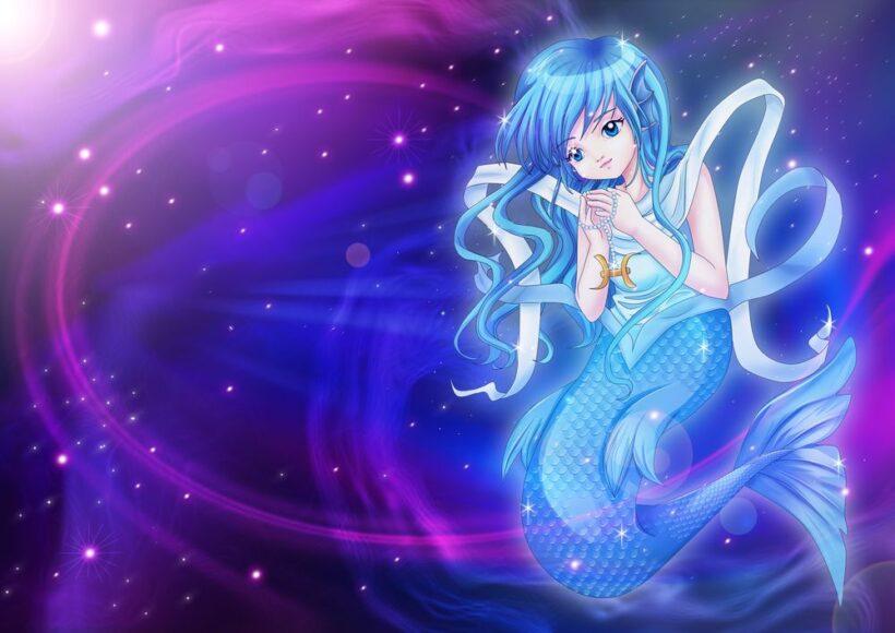Anime cung Song Ngư đẹp nhất