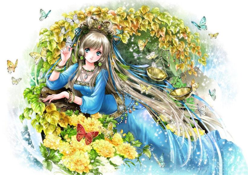Anime cung Thiên Bình