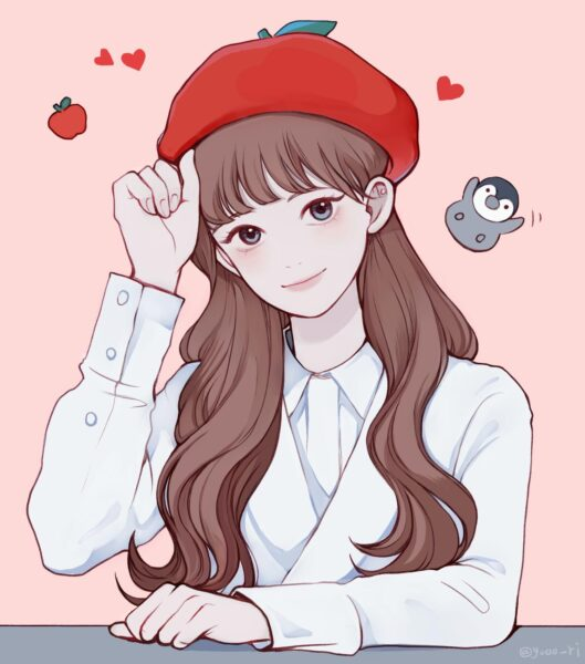 Anime Hàn Quốc dễ thương