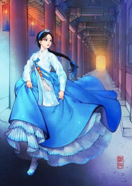 Anime Hàn Quốc đẹp