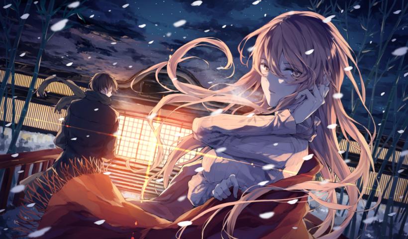 Anime mùa đông