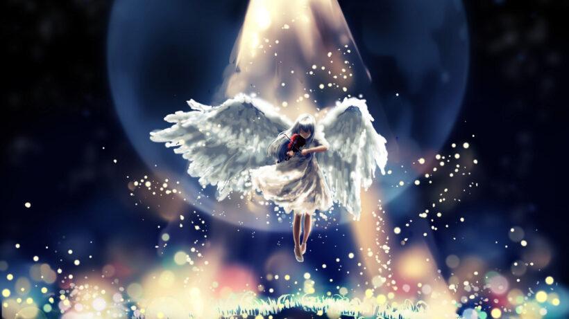 Anime thiên thần chất nhất