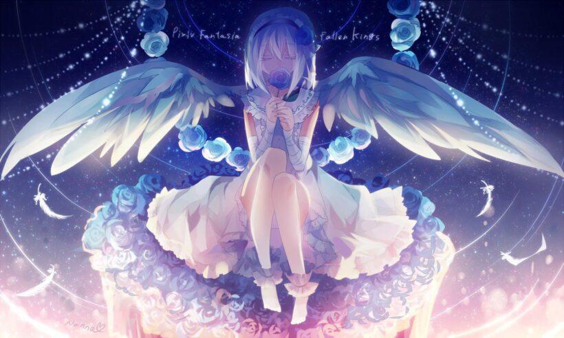 Anime thiên thần dễ thương