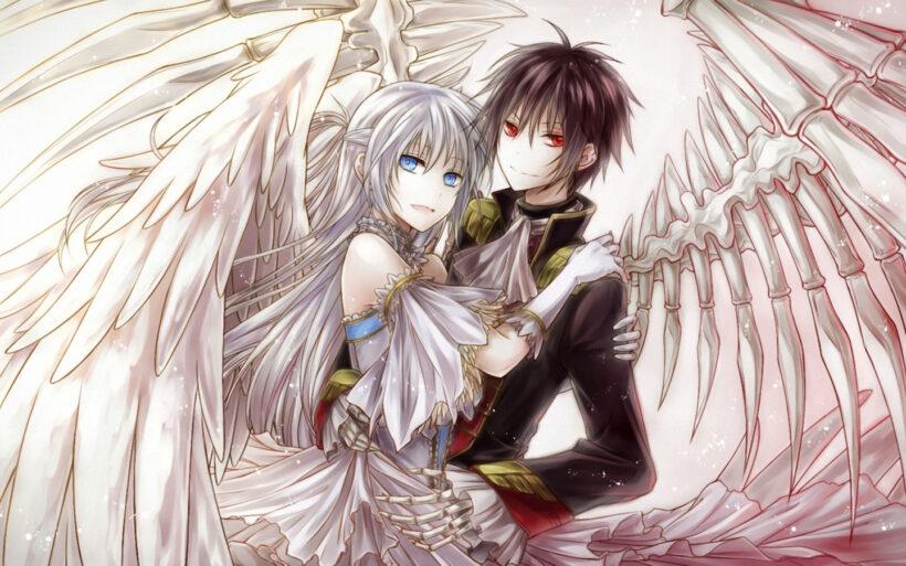 Anime thiên thần nam, nữ