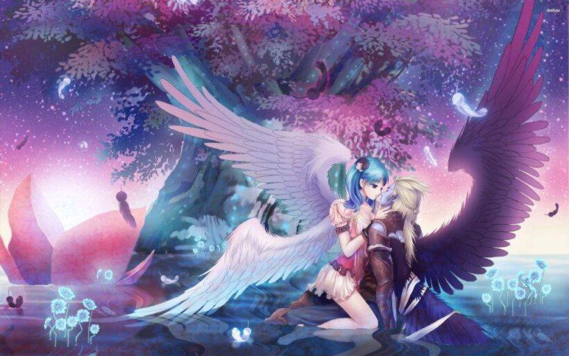 Anime thiên thần và ác quỷ