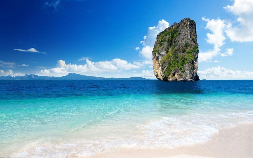 biển xanh đẹp