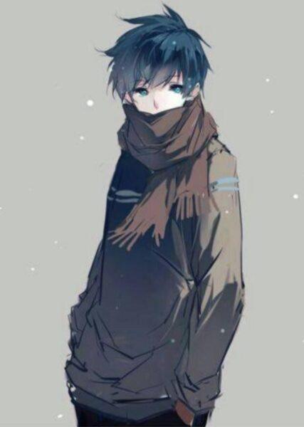 Boy anime mùa đông