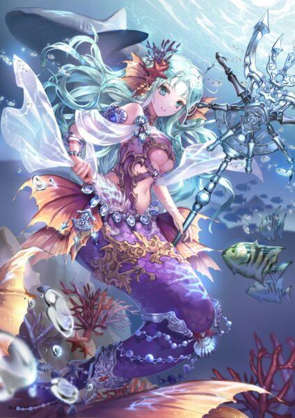 cung Song Ngư anime