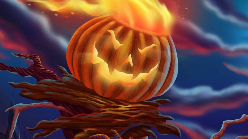 Halloween quả bí ngô