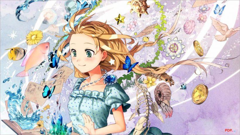 Hình ảnh 12 cung hoàng đạo anime dễ thương, độc đáo, đẹp nhất
