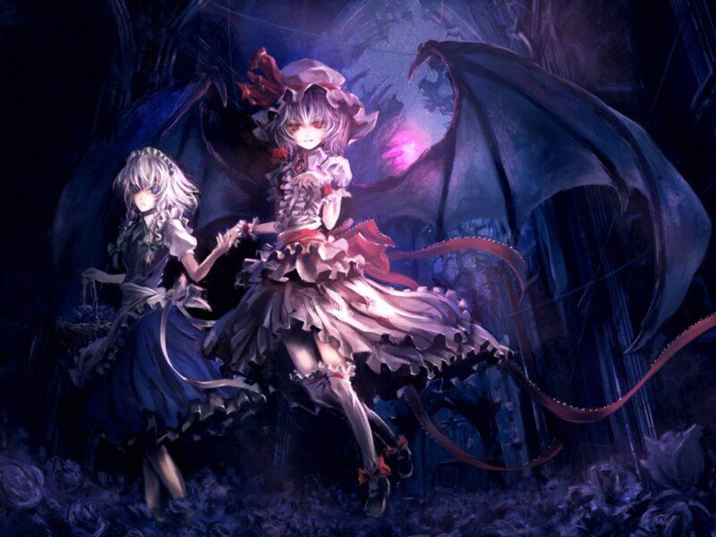 Hình ảnh anime ác quỷ