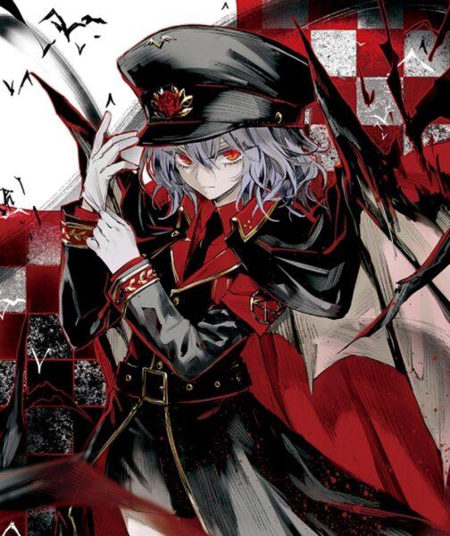Hình ảnh anime ác quỷ cool ngầu