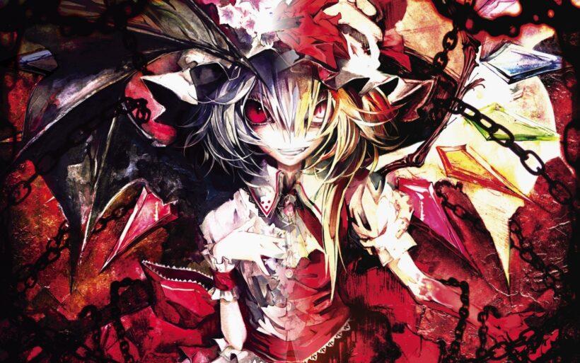 Hình ảnh anime ác quỷ đáng sợn nhất