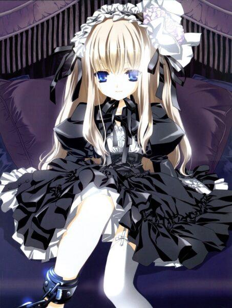 Hình ảnh anime ác quỷ dễ thương - Copy