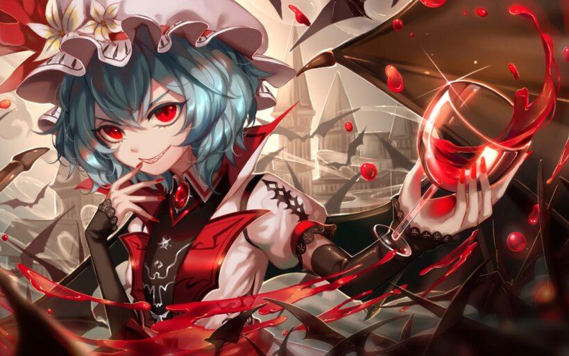 Hình ảnh anime ác quỷ đẹp cho máy tính