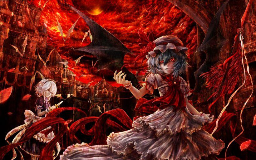 Hình ảnh anime ác quỷ đẹp nhất cho máy tính