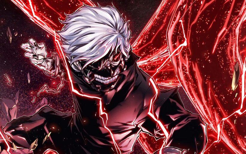 Hình ảnh anime ác quỷ Kaneki Ken