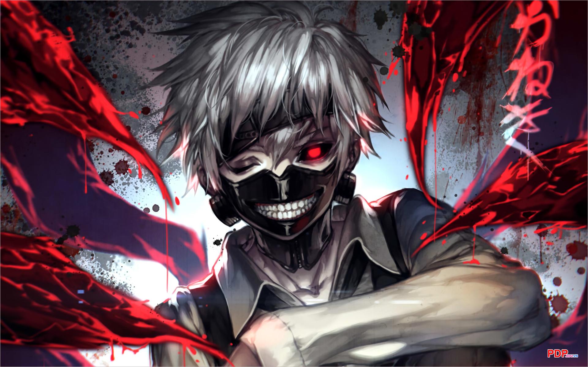 Hình ảnh anime ác quỷ, kinh dị đáng sợ nhất