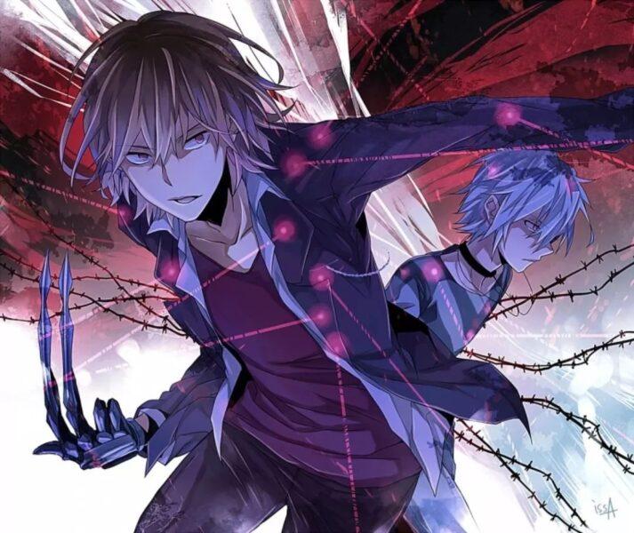Hình ảnh anime ác quỷ lạnh lùng