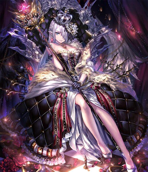 Hình ảnh anime ác quỷ lạnh lùng, xinh đẹp - Copy