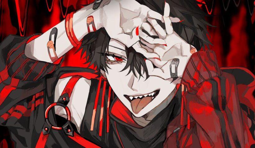 Hình ảnh anime ác quỷ nam đáng sợ
