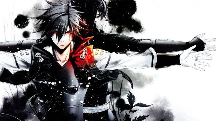 Hình ảnh anime ác quỷ nam ngầu