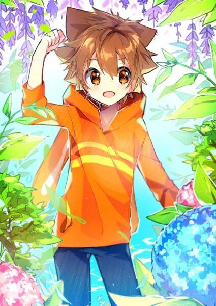 Hình ảnh anime cute, dễ thương